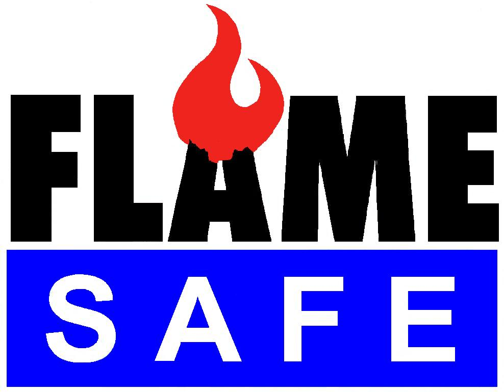 fire retardant logo